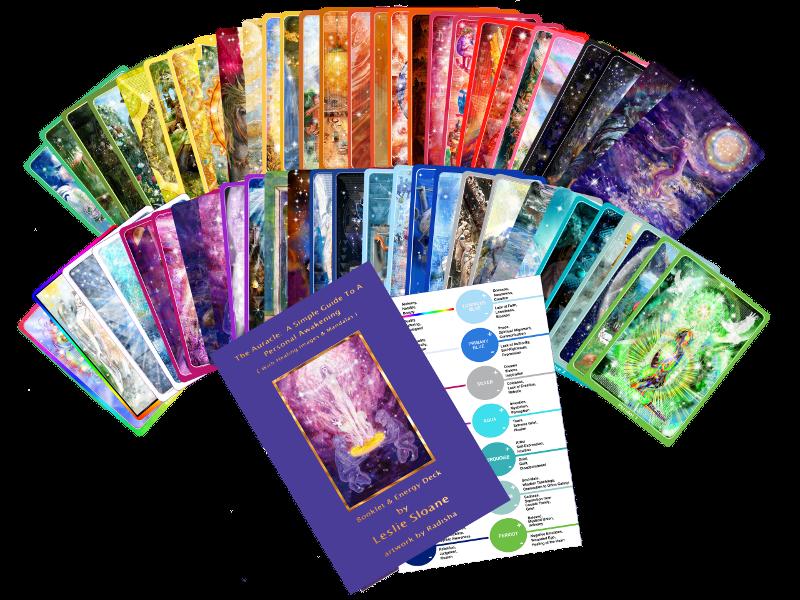 Auracles Healing Cards