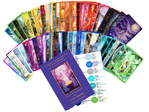 Auracle Healing Cards