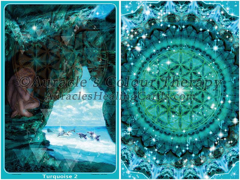 Turquoise, Level 2